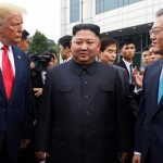 Moon Jae-in says to strive for Trump-Kim summit before U.S. election