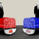 The former Government Officials' Comments: China and the US should abandon fighting and go together.