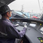 China develops high-speed train to run on different rail systems