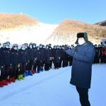 Xi Focus: Xi inspects Zhangjiakou competition zone of Beijing 2022